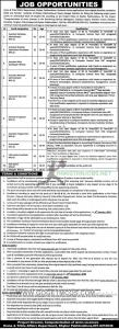 The Ministry Of The Interior And Tribal Affairs Jobs Dec 2021