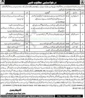 Directorate of Mines and Minerals Jobs December 2020