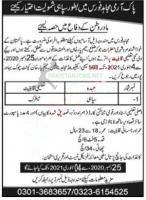 Join Pak Army Mujahid Force Jobs As Soldiers 2021