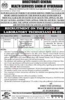 Laboratory Technician Jobs At Healthcare Recruitment