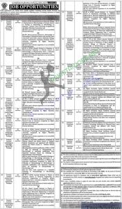 Jobs In Punjab Forensic Science Agency PFSA 2021