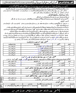 District Education Authority Faisalabad Jobs 2021 Application Form