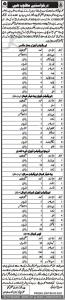 Irrigation Department March Jobs 2021