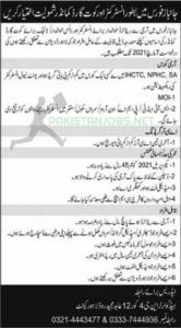 Join Janbaz Force 2021 Latest Jobs Advertisement