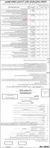 Punjab Police Jobs 2021 - CPO Pakistan - Application Form