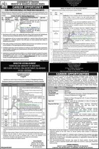 Railways Ministry Pakistan Jobs March 2021 Ad No. 1