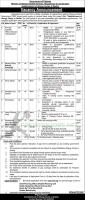Ministry of National Health Services Jobs 2021