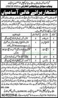 Punjab Social Protection Agency (PHCIP-PSPA) Jobs 2021