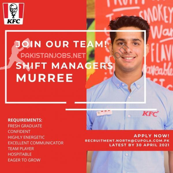 KFC Jobs   Restaurant Shift Managers Jobs at KFC   2021