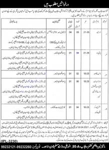 Mines Labor Welfare Organization Punjab Jobs 202