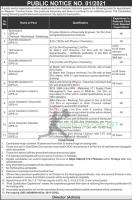 PAEC Jobs 2021 Public Notice No. 01/2021