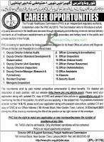 Punjab Healthcare Commission PHC Jobs 2021