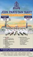 Join The Pakistani navy Via Ssc Short Service Commission 2021 B Via Www.Joinpaknavy.Gov.Pk
