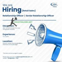 UBL Jobs 2021 - We are Hiring