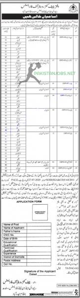 Office Of the Chief Conservator Of Forests Jobs 2021