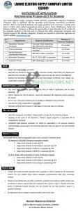 LESCO 2021 Internship Program