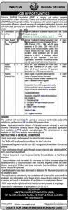 Wapda Foundation Pakistan Jobs June 2021
