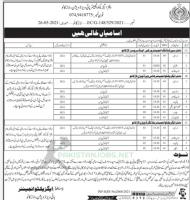 Executive  Engineer Highway Division Jobs 2021