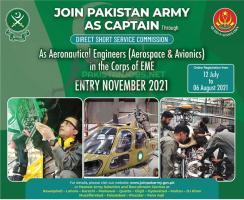 Join PAF Jobs as Aeronautical Engineer 2021 Online Apply