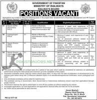 Ministry Of Railways Jobs July 2021