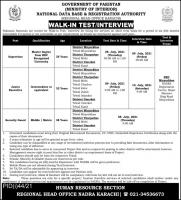 National Database and Registration Authority - nadra Jobs 2021