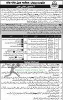 Punjab Police Prison Department Jobs 2021 – Jail Warder