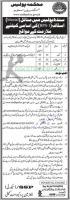 Sindh Police Jobs 2021 Application via www.sindhpolice.gov.com