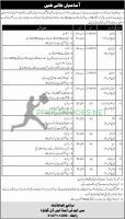 CMT & SD Rawalpindi Pak Army Jobs 2021