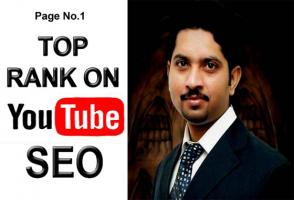 I will rank a youtube video on the first page with SEO
